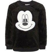 Sweater Name It Kids  NMMMICKEY NICO SWEAT BRU WDI Black