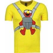 T-shirt Korte Mouw Mascherano  Baby Bear - T-shirt