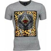 T-shirt Korte Mouw Mascherano  Mason - T-shirt