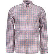 Overhemd Lange Mouw Gant  1601.300632 Shirt Long Sleeves Men white 610