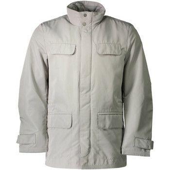 Windjack Geox  M6220H T0351 Jacket Men grey F5005