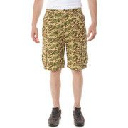 Korte Broek Santa Cruz  S39SH02 NATO Short trousers Men beige FATIGUE CAMO