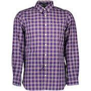Overhemd Lange Mouw Gant  1501.399780 Shirt Long Sleeves Men blue 434