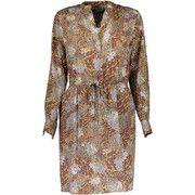 Korte Jurk Gant  1503.450904 Short dress Women brown 274