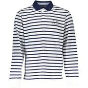 Polo Shirt Lange Mouw Gant  1601.225107 Polo shirt long sleeves Men white 110