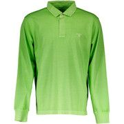 Polo Shirt Lange Mouw Gant  1601.255108 Polo shirt long sleeves Men green 320