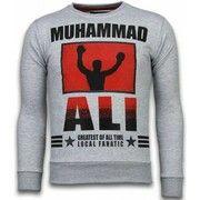 Sweater Local Fanatic  Muhammad Ali - Rhinestone Sweater