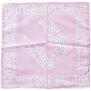 Sjaal Angel Devil  AD 2 Foulard Unisex pink