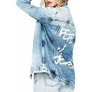 Spijkerjassen Pepe jeans  SKYLAR TAG C.000DENIM S18