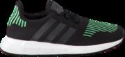 Zwarte Adidas Sneakers SWIFT RUN J