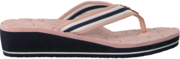 Roze Tommy Hilfiger Slippers COMFORT MID BEACH SANDAL