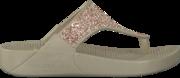 Gouden Ilse Jacobsen Slippers CHERRY