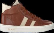 Cognac Hip Sneakers H1543