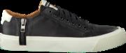 Zwarte Diesel Sneakers ZIP-TURF