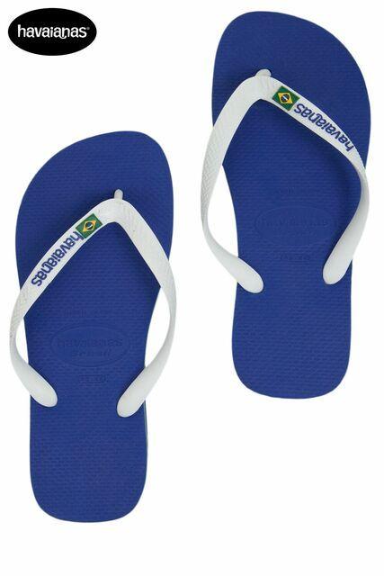 Slippers Brasil Logo E by Havaianas