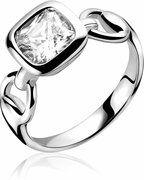 Zinzi zir994-54 - zilveren ring horsebit