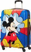 American Tourister reiskoffer - DISNEY LEGENDS SPINNER 75/28 ALFATWIST (Medium) MICKEY FLASH POP