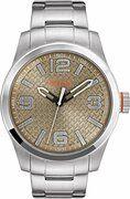 Boss Orange - HO1550051 - Paris - Horloge - Staal - 44mm - Zilverkleurig