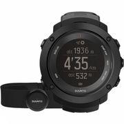 Ambit3 Vertical Black HR Horloge + Hartslagband