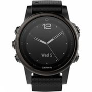 Fenix 5S Sapphire Horloge
